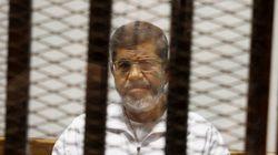 Egypt Court Sentences Former President Mohammed Morsi To