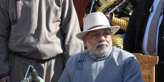 After 'Path-Breaking' Mongolia Visit, Modi Leaves For South