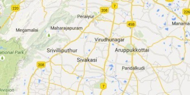 Tamil Nadu Flash Flood: Eight People Washed