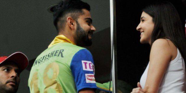 PHOTOS: Here Are Virat Kohli And Anushka Sharma Giving Us All