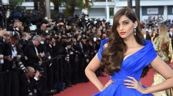 PHOTOS: Sonam Kapoor, A Cannes Regular, Stuns In Blue Ralph & Russo Couture