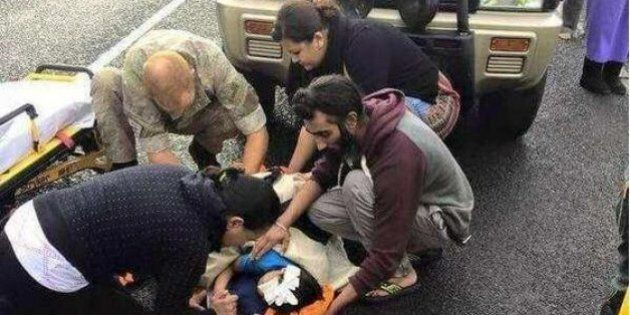 Sikh Man, Who Removed His Turban To Save A Boy, Hailed As A