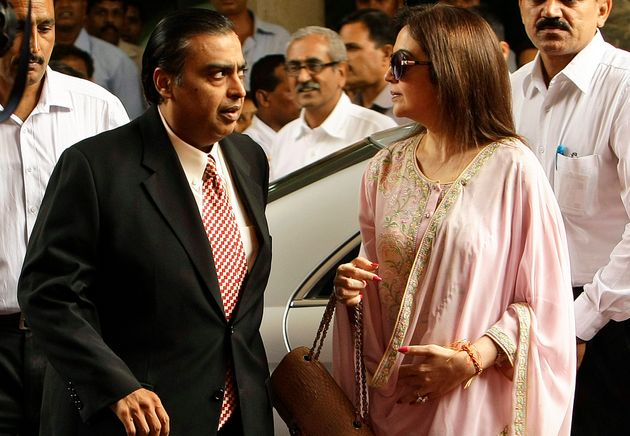 The Registration Cost For Mukesh Ambani's New Armoured BMW Is Worth A Minor