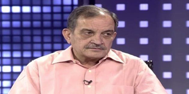 Union Minister Birender Singh Chaudhary Brags About His Rs 9 Lakh Watch, Lands In