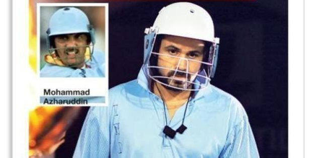 First Look: Emraan Hashmi As Mohammed Azharuddin In