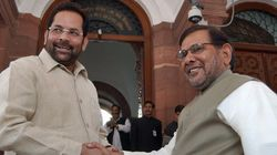 Mukhtar Abbas Naqvi: Those Who're Dying Without Eating Beef, Can Go To