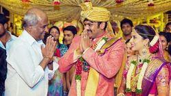 PHOTOS: South's Biggest Stars Turn Up At Telugu Actor Manchu Manoj's Star-Studded