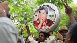 Jayalalithaa Sworn-In As Chief Minister Of Tamil