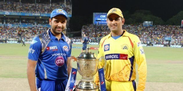PHOTOS: Glorious Moments From The IPL 2015 Final Between Mumbai Indians And Chennai Super
