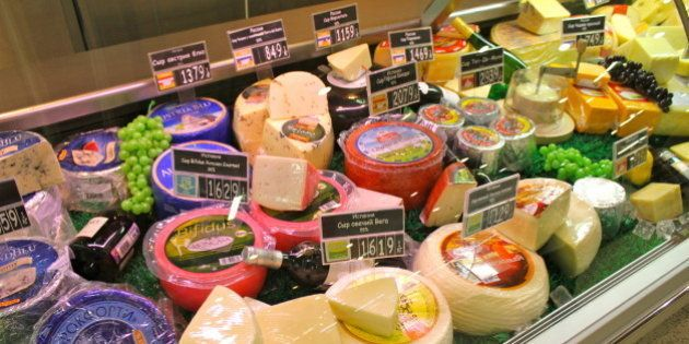 How Do Russians Live Without Italian Cheese And American Chicken? Surprisingly