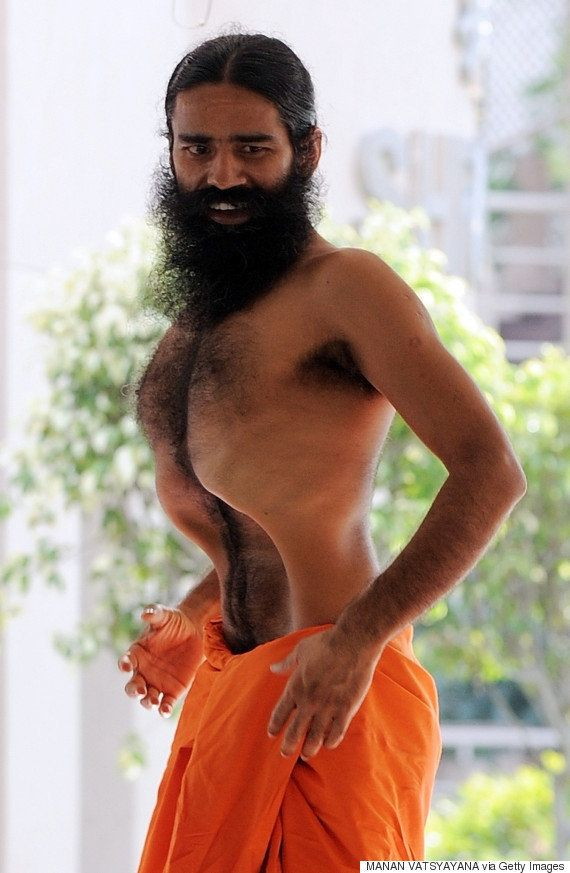 Baba Ramdev Doing Yoga: Hard To Emulate, Funny To Look