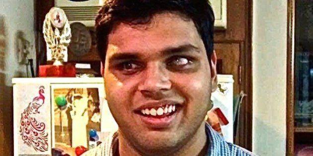 Meet Tapas Bhardwaj, The Blind Delhi Student Who Scored 95% In CBSE Exams This