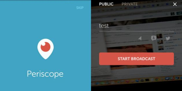 Twitter's Live Streaming App Periscope Comes To