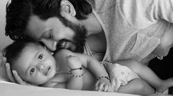 Riteish, Genelia And Young Riaan Deshmukh Are One Adorably Happy