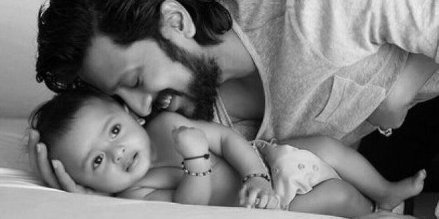 PHOTOS: Riteish Deshmukh's Son Riaan Almost Broke Twitter With His