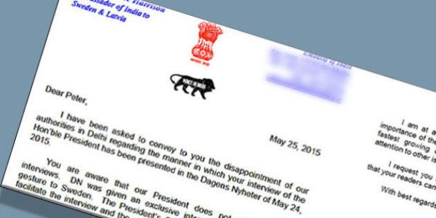 Indian Ambassador Writes Terse Letter To Swedish Newspaper About Bofors