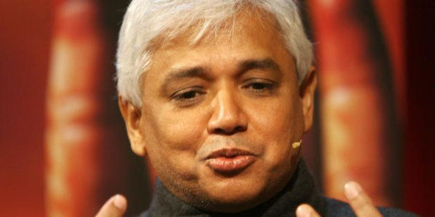 FRANKFURT/MAIN, GERMANY: New York-based Indian author Amitav Ghosh, the best-selling author of 'The Glass...