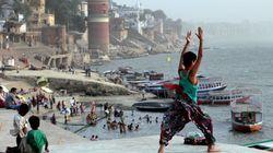 Varanasi: A Pause In