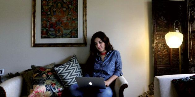Juhi Chaturvedi: Scripting A New