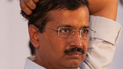 BJP Protests Against Delhi Chief Minister Arvind Kejriwal After 'Snooping'