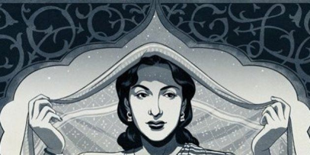 Google Pays Stunning Doodle Tribute To Actress Nargis Dutt On Her 86th Birth