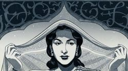 Google Has A Stunning Doodle Up On Bollywood Actress Nargis Dutt's Birth