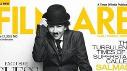 Guess Which Actress Is Dressed Up As Charlie Chaplin On This Month's Filmfare