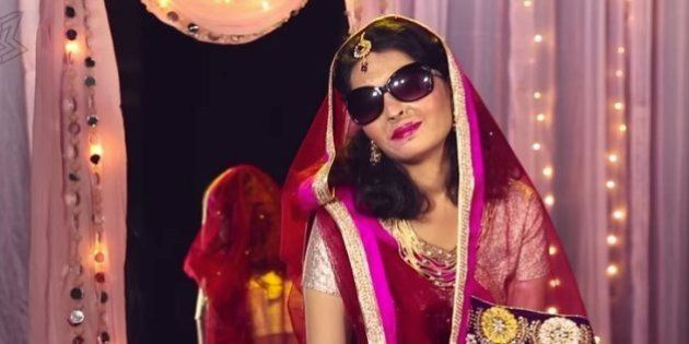 WATCH: Acid Attack Survivor Gets A Bollywood Beauty Makeover, Shows Inner