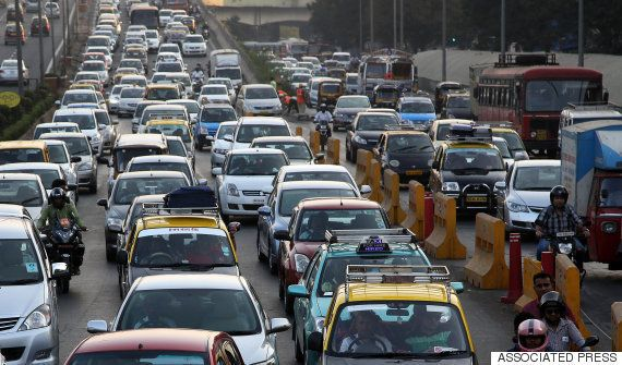 WHO: Air Pollution Is The World's 'Largest Single Environmental