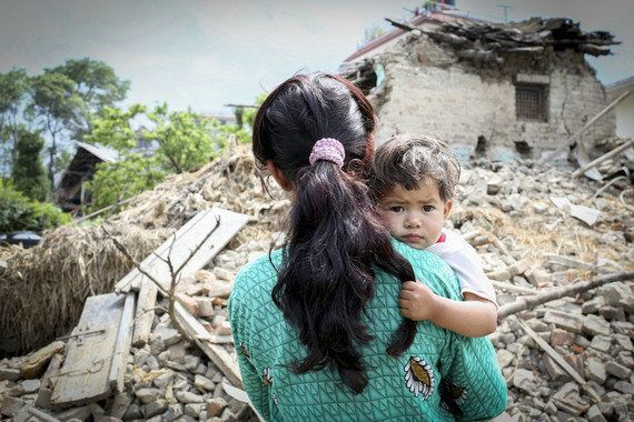 Marginalized Communities In Nepal Are Receiving Little Earthquake Relief, Amnesty