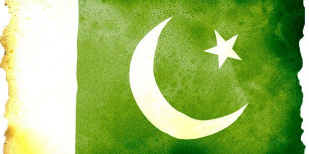 I made this old flag using Photoshop....for our Independence Day which will be on 14 August