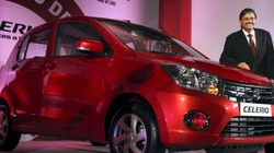 Maruti Launches New Diesel-Powered Celerio