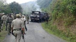 NSCN-K Claims Responsibility For Manipur