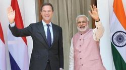 PM Modi Greets His Netherlands Counterpart In Dutch On Twitter, Rutte Responds In