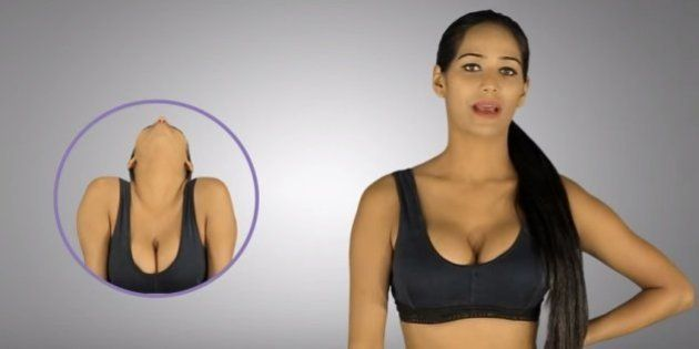 Poonam Pandey Is Threatening To Steal Narendra Modi's Yoga