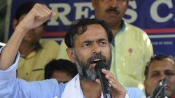 Kejriwal's Actions Are Immature And Counterproductive: Yogendra