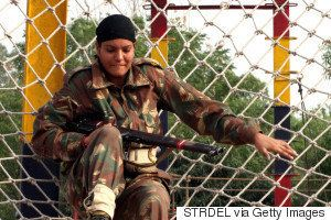 8 Steps That Would Ensure A Successful Induction Of Women In Combat