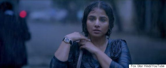 Vidya Balan Speaks Frankly About Reclaiming Herself After