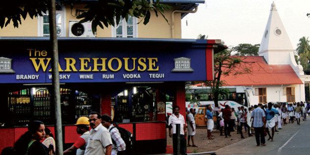 Boozy Kerala: The French