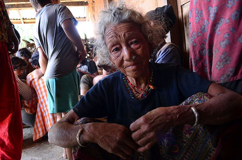 Pictures: 50 Days After The Nepal Earthquake, All Is Not