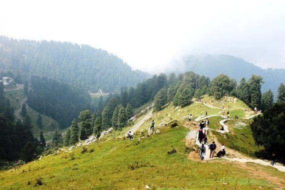 Khajjiar: Himachal's Hidden