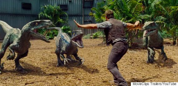 'Jurassic World' Review: First Among