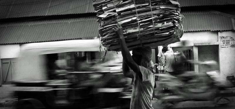 Pictures: Kolkata's Brutal