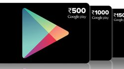 Google Play To Start Selling Prepaid Vouchers In