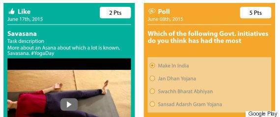 Can't Get Enough Of Narendra Modi? Now There's An App For