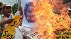 Lalit Modi Hosted Vasundhara Raje, Shashi Tharoor, Swaraj Kaushal; Ran Up Rs 1.56 Crore