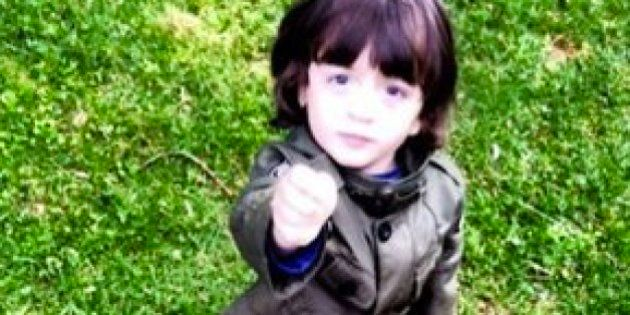 Aww! AbRam Khan Looks As Adorable In Barcelona As He Does Back