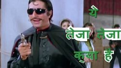 This Dubstep Mix Of Shakti Kapoor Dialogues Is The Real