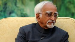 Vice President Hamid Ansari Says He Was Not Invited By The Modi Government For Yoga