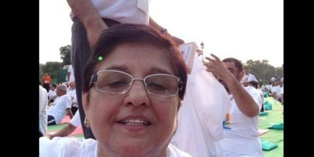 Kiran Bedi Says Chanting By Thousands On Yoga Day Brought Rains To